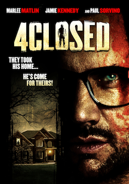 4CLOSED Movie Poster