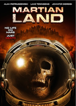 MARTIAN LAND Movie Poster