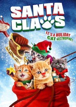 SANTA CLAWS Movie Poster