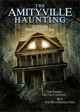 AMITYVILLE HAUNTING, THE Movie Poster