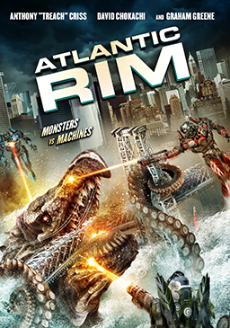ATLANTIC RIM aka ATTACK FROM BENEATH Movie Poster