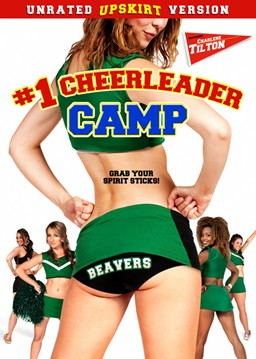 #1 CHEERLEADER CAMP Movie Poster