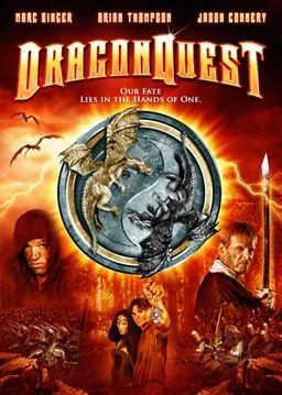 DRAGONQUEST Movie Poster