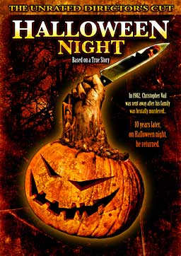 HALLOWEEN NIGHT Movie Poster