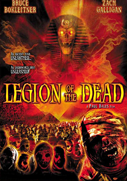 LEGION OF THE DEAD Movie Poster