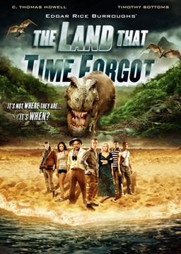 THE LAND THAT TIME FORGOT Movie Poster