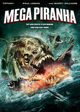 MEGA PIRANHA Movie Poster