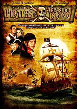 PIRATES OF TREASURE ISLAND Movie Poster