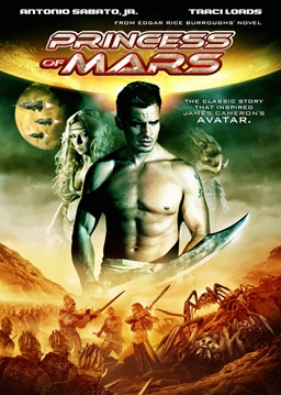 PRINCESS OF MARS Movie Poster