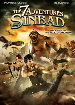 THE 7 ADVENTURES OF SINBAD Movie Poster