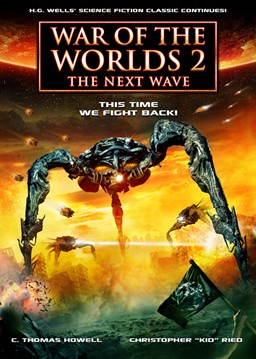 WAR OF THE WORLDS 2: THE NEXT WAVE Movie Poster